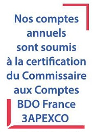 Certification BDO France